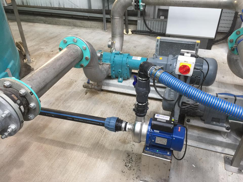 Water Pump Fitting for screen wash system